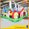 Bouncer inflável gigante do salto do jardim zoológico (AQ02272)