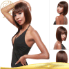 Парик шнурка оптового реального выдвижения волос Remy продуктов волос курчавый