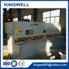 European Type Third Generation Hydraulic Shearing Machine (QC12Y-8X4000)