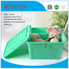 Clothes/Products를 위한 85L Plastic Storage Box