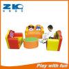 소파 공주 가구가 PVC에 의하여 농담을 한다 Children Sofa Indoor Soft