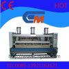 Máquina automática de estampado de calor plana de tela cóncava y convexa automática