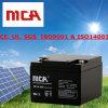 Энергия ветра батареи 12 солнечных батарей цикла вольта глубокая