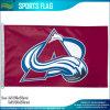 Drapeau de x5 de NHL d'avalanche du Colorado de polyester du logo officiel 3 d'équipe de hockey '