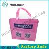 Sacchetto non tessuto poco costoso promozionale su ordinazione Cina di Eco pp