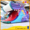 Игрушка скольжения крокодила рыб парка атракционов раздувная (AQ987)