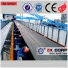 Convoyeur en caoutchouc à courroie résistant à la chaleur en Chine à bas prix