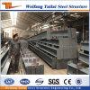 Viga de acero y la columna para la construcción de la estructura de acero