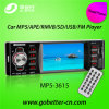 Car MP5 com controle remoto Am / FM Radio Bluetooth 3,6 polegadas TFT USB / SD Port