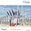 6.3 Mva 6300 kVA трансформатор погруженный маслом 6.3mva 6300kVA 110kv 110 Kv