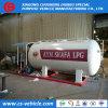 20000 litros GPL tanque deslizantes, 20m3 da estação de enchimento, 10toneladas tanque de gás com dispensador Bico Duplo