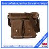 高品質100%の本革の男性のメッセンジャー袋(MSB-029)