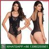 Nouvelle conception de la Chine sous-vêtements Sexy Hot noir transparent