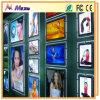 Het hangen van LEIDEN van het Frame van de Affiche van de Reclame Acryl Licht Vakje (CSH03)