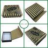 Vierecks-Pappgeschenk-Papierkasten mit kundenspezifischem Drucken