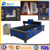 CNC Plasma Cutter CNC Cutting Metal Machine 10-15mm Aço / Ferro