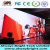 Vídeo de HD que hace publicidad del panel de visualización de alquiler al aire libre de LED de P4.81 P3.91