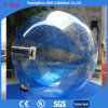 Blauwe en Duidelijke het Lopen van het Water Bal voor het Spelen van de Pool van het Water