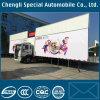 Camion mobile d'étape de plate-forme d'étape de camion d'étape de JAC à vendre