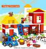 Instrução plástica do brinquedo da alta qualidade DIY que aprende brinquedos para crianças