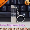 水晶ギフトUSB Pendrive/USBのディスク(YT-3270-12)