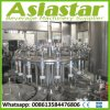 Saft Rinser Einfüllstutzen-Mützenmacher-Maschinen-heißes Getränk-Verpackungsfließband