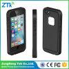 Caisse imperméable à l'eau noire de téléphone mobile de Lifeproof pour l'iPhone 5