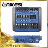 8 canais GM8 Stage Audio Mixer Alta qualidade