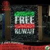 Luz decorativa do motivo da rua da lembrança impermeável do diodo emissor de luz Kuwait para o feriado nacional