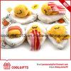 Plüsch 3D Emoji weicher Spielzeug-Münzen-Beutel-Beutel für Kind-Geschenk, Emoji Änderungs-Fonds