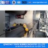 Rohr-Förderband-Förderanlagen-System/Stahlnetzkabel-Rohr-Förderanlage