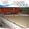 Het Houten Plastic Comité van de Deur van pvc WPC, de Lopende band van de Frames van de Deur