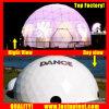 Удалите прозрачный белый ПВХ большой купол камеры Fastup палатка