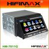 Hifimax 7 인치 2 DIN 차 DVD W/Bt, Rds 의 iPod, GPS (디지털 방식으로 스크린 & 주사위 점) (HM-7011G)