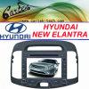 Lecteur DVD de voiture de BuSpecial pour le nouveau Elantra (CT2D-SHY1) llnose de Hyundai profilant la roue