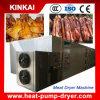 Heißes Umluftwurst-trocknende Maschinen-Entwässerungsmittel für Fleisch-Trockenfleisch vom Rind