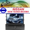 日産New Teana/Maximaまたは日産Cefiroのための特別なCar DVD Player