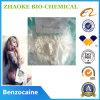 100%の金庫の出荷のBenzocaineのローカル麻酔の原料の粉