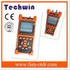 Испытание Tw2100e волокна поверхности стыка миниое Mts6000 OTDR Techwin FC/Upc