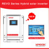 48Vcc nominal de voltaje de CC Enengy inversor de almacenamiento híbrido Serie Revo