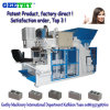 Macchina per fabbricare i mattoni automatica della pianta del blocchetto del cemento Qmy12-15