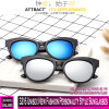 3216 Unisex nouveau style de la personnalité de la mode des lunettes de soleil
