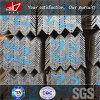 80*80*5 de Staaf van de Hoek van het staal met Certificaat