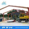 Edifício do armazém da construção de aço do projeto da construção