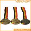 Изготовленный на заказ медаль металла для игры спорта