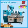 6.5ton por la máquina de la prensa de petróleo de cacahuete del día Yzyx120wz con el filtro de petróleo