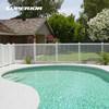 Cerca casera de la piscina