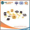 карбид вольфрама Icsn, Idsn вставки прокладки для вставки Indexable