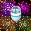 3W RGB LED 5W Bombilla de Disco giratorio para la etapa discoteca bares mejor precio LED Bombillas LED