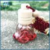 La botella de cristal colgante coche frasco de perfume para aceites esenciales